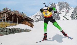 Biathlon à La Folie
